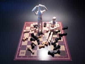 Chess board game challenge