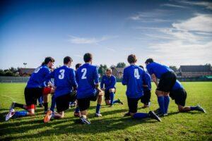Male sport team
